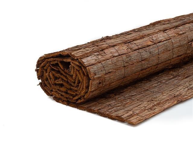 Bark Fence 100cm x 300cm