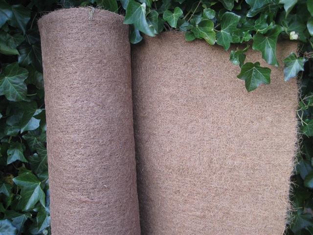 Coconut mat 100cm x 500cm