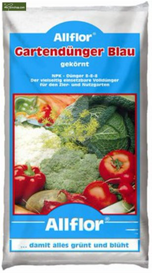 Blue fertilizer 25 kg