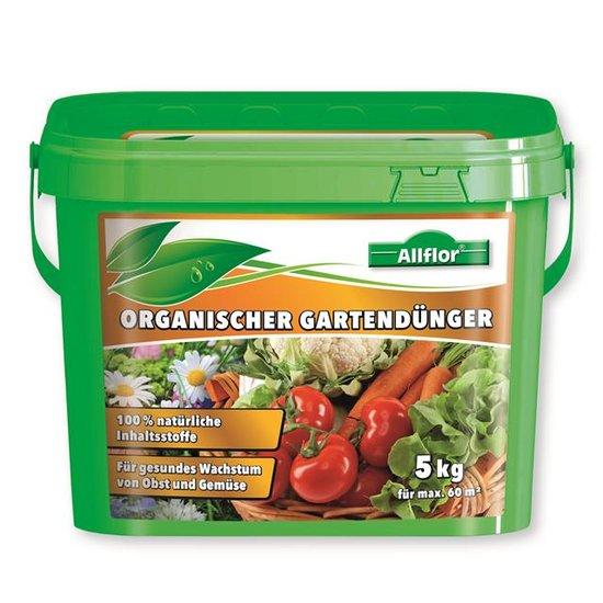 Organic garden fertilizer 5 kg