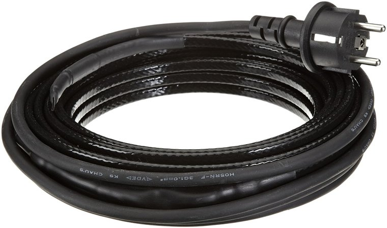 Thermostatic heating cable 8 metre