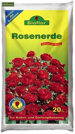 Bioflor Roses potting compost