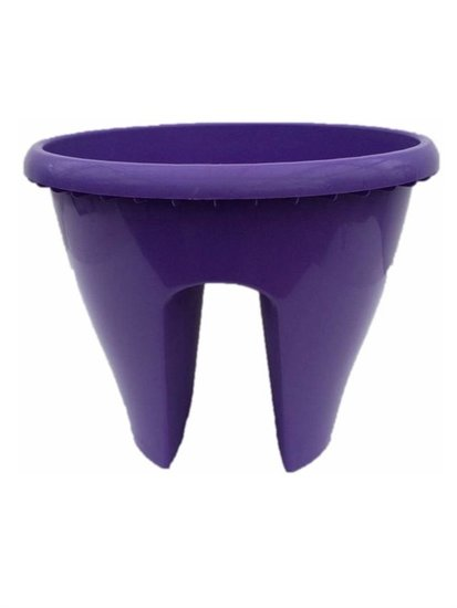 Balcony Pot purple