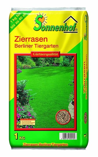 Grass seeds Berliner Tiergarten 1 Kg