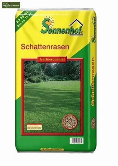 Grass seeds- Shadow lawn 2,5 kg