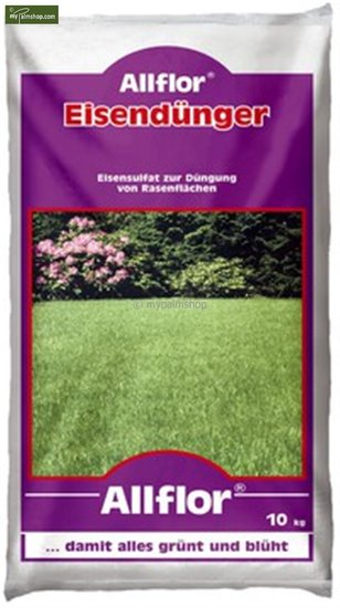 Allflor Iron fertilizer 10 Kg bag