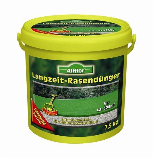 Allflor slow release grass fertilizer 7,5 kg