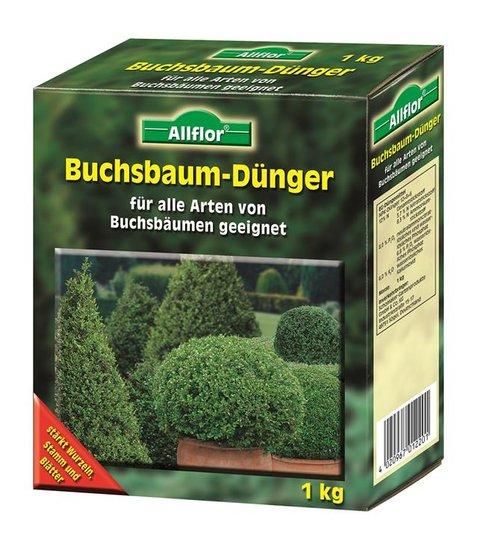 Boxwood fertilizer