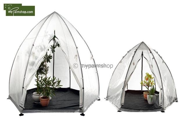 Wintering tent Tropical Island L 240 cm x 240 cm