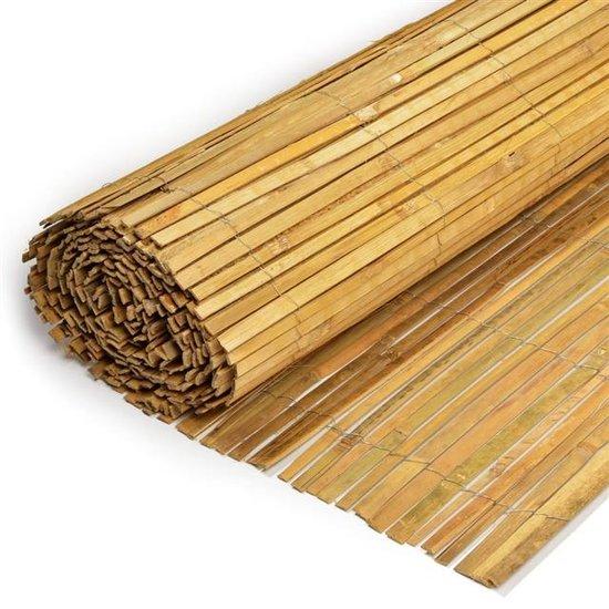 Split Bamboo mat 200cm x 500cm [pallet]
