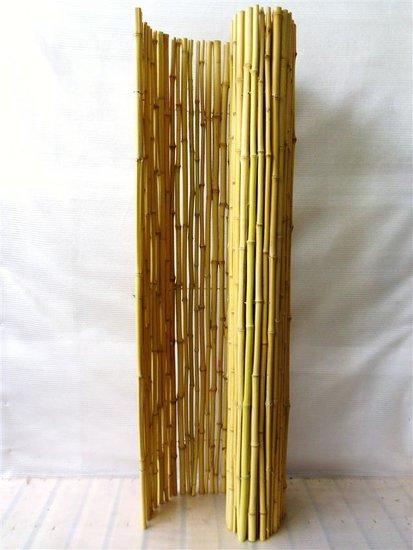 Bamboo mat 180 x 180 cm [pallet]
