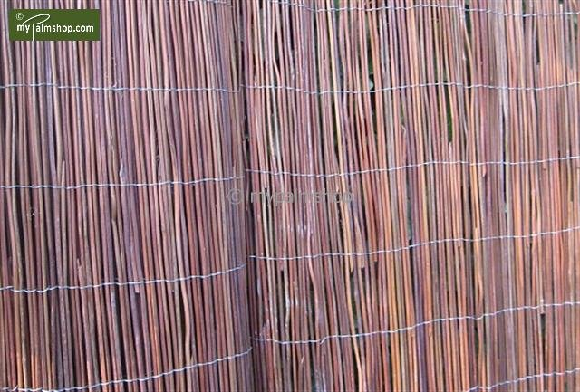 Black Fern Fence 175cm x 300cm [pallet]