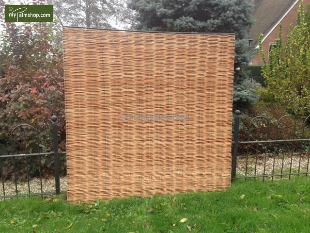 Avantgarde willow fence panel 90cm x 180cm [pallet]
