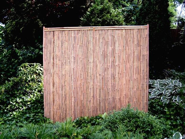 Bamboo Fence Straight 90cm x 180cm [pallet]