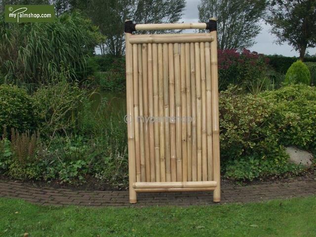 Bamboo Fence Teppan 90cm x 180cm Luxe Standard [pallet]
