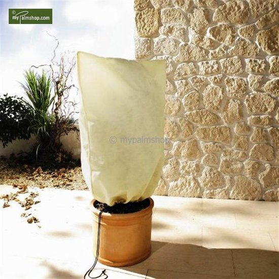 Winter protection for plants square form 180 x 120 cm XXL