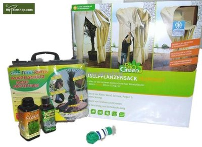 XXL Bargain winter protection set for palms and olives