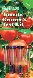 Rapitest soil test kit tomatoes 4X