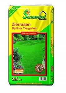 Grass seeds Berliner Tiergarten 2,5 Kg