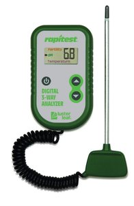 Rapitest digital 3-way analyzer