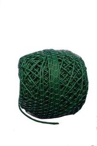 Binding tube 3.0 mm green in net