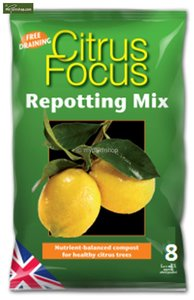 Citrus Focus Repotting Mix - 8 ltr