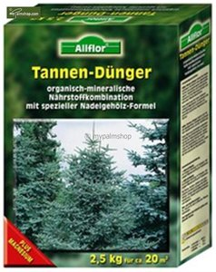 Pine fertilizer