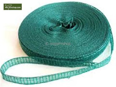 Tree binder polyethyleen - 3 cm wide - per metre