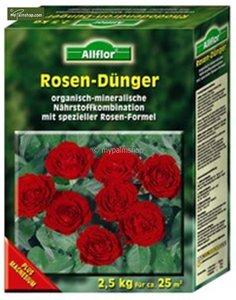 Rose fertilizer 2,5 kg